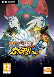 Namco Bandai Naruto Shippuden Ultimate Ninja Storm 4 (PC)