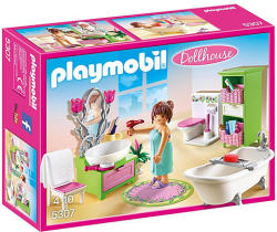 Playmobil Dollhouse - Romantikus fürdő (5307)