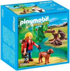 Playmobil Wild Life - Természettudós és a hódok (5562)