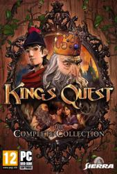 Sierra King's Quest The Complete Collection (PC)