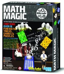 4M Kidz Labs - Varázslatos matematika (00-03293)