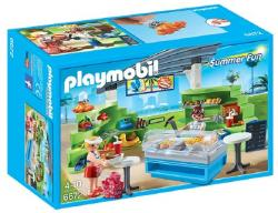 Playmobil Summer Fun - Shop büfével (6672)