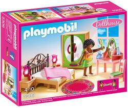 Playmobil Dollhouse - Hálószoba fésülködő asztallal (5309)
