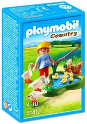 Playmobil Country - Kacsák és libák a tóban (6141)