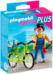 Playmobil Special Plus - Ezermester biciklivel (4791)