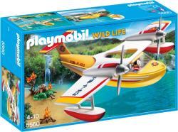 Playmobil Wild Life - Hidroplán (5560)