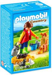 Playmobil Country - Tarka macska család (6139)