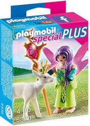 Playmobil Special Plus - Leven Darla tündér és a Csodaszarvas (5370)