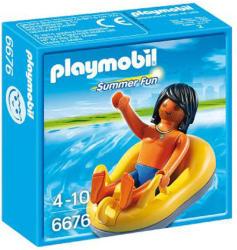 Playmobil Summer Fun - Gumicsónak (6676)