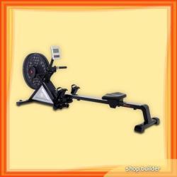 Benkovic Barbell Air Rower