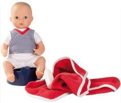 Götz Aquini baba, fiú - 33 cm