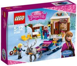 LEGO Disney Princess - Jégvarázs - Anna és Kristóf szánkós kalandja (41066)