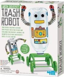 4M Green Creativity - Készíts limlom robotot