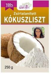 Szafi Fitt Zsírtalanított kókuszliszt 250g