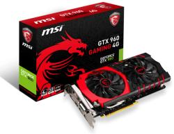 MSI GeForce GTX 960 4GB GDDR5 128bit PCIe (GTX 960 GAMING 4G LE)
