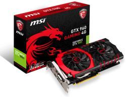 MSI GeForce GTX 960 4GB GDDR5 128bit PCIe (GTX 960 GAMING 4G LE)