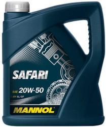 MANNOL Safari 20W-50 (3L)
