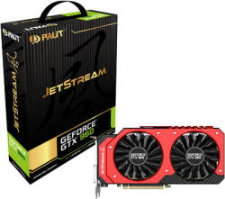 Palit GeForce GTX 960 JetStream 4GB GDDR5 128bit PCIe (NE5X960010G1-2061J)