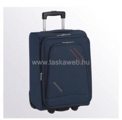 D&N Travel Line - bővíthető kis bőrönd DN-6954