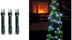 Home LED 208/WH 200db-os fényfűzér - hidegfehér
