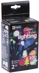 EMOS Klasszikus karácsonyi fényfüzér 40db-os (ZY0811)