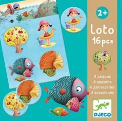 DJECO Lotto - 4 évszak