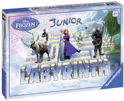 Ravensburger Junior Labirintus - Jégvarázs