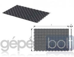 Uponor Minitec rendszerlemez 15, 4m2, 1120x720x12 mm
