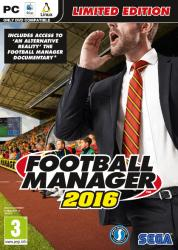 SEGA Football Manager 2016 [Limited Edition] (PC)