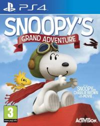 Activision The Peanuts Movie Snoopy's Grand Adventure (PS4)