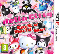 Rising Star Games Hello Kitty & Friends Rockin' World Tour (3DS)