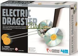 4M Tudományos játék - Elektromos dragster