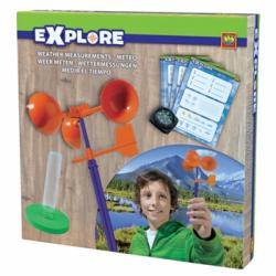 SES Explore - Időjárás megfigyelő