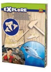 SES Explore - Őskövület kereső - Cápa fog