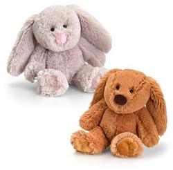 Keel Toys Flopsy Friends plüss nyuszi 15cm