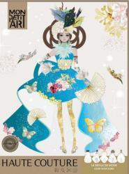Mon Petit Art Öltöztető játék - Divatbemutató