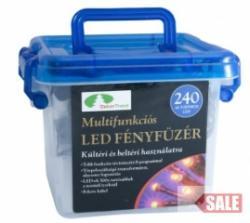 DekorTrend Hidegfehér LED-es fényfüzér (KTC 082)