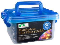 DekorTrend Színes LED-es fényfüzér 8prg 3,9m (KTC 059)