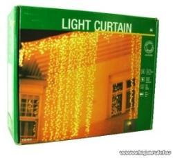 DekorTrend NORTEX hidegfehér LED-es fényfüggöny 180db 1x2m (KMN 040)