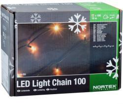 DekorTrend NORTEX kék LED-es fényfüzér 100db 10m (KMN 003)