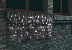 Home Hidegfehér LED-es sorolható fényfüggöny 100db (KTF 100/WH)