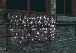 Home Melegfehér LED-es sorolható fényfüggöny 100db (KTF 100/WW)