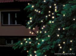 Home Melegfehér LED-es sorolható fényfüzér 40db 4m (KTI 40/WW)