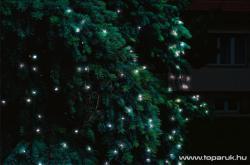 Home Hidegfehér LED-es sorolható fényháló 240db 2x1,5m (KTH 240/WH)