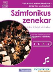 Stiefel A szimfónikus zenekar-oktató CD