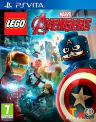 Warner Bros. Interactive LEGO Marvel Avengers (PS Vita)