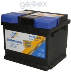 Cartechnic Ultra Power 44Ah 440A Jobb+