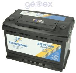 Cartechnic 74Ah 680A Jobb+
