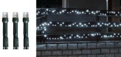 Home Hidegfehér LED-es fényfüzér 100db 7m (KKL 100/WH)