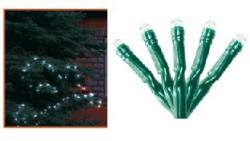Home Hidegfehér LED-es fényfüzér 100db (KKL 108/WH)